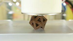3D Systems CocoJet printer chokolade snack